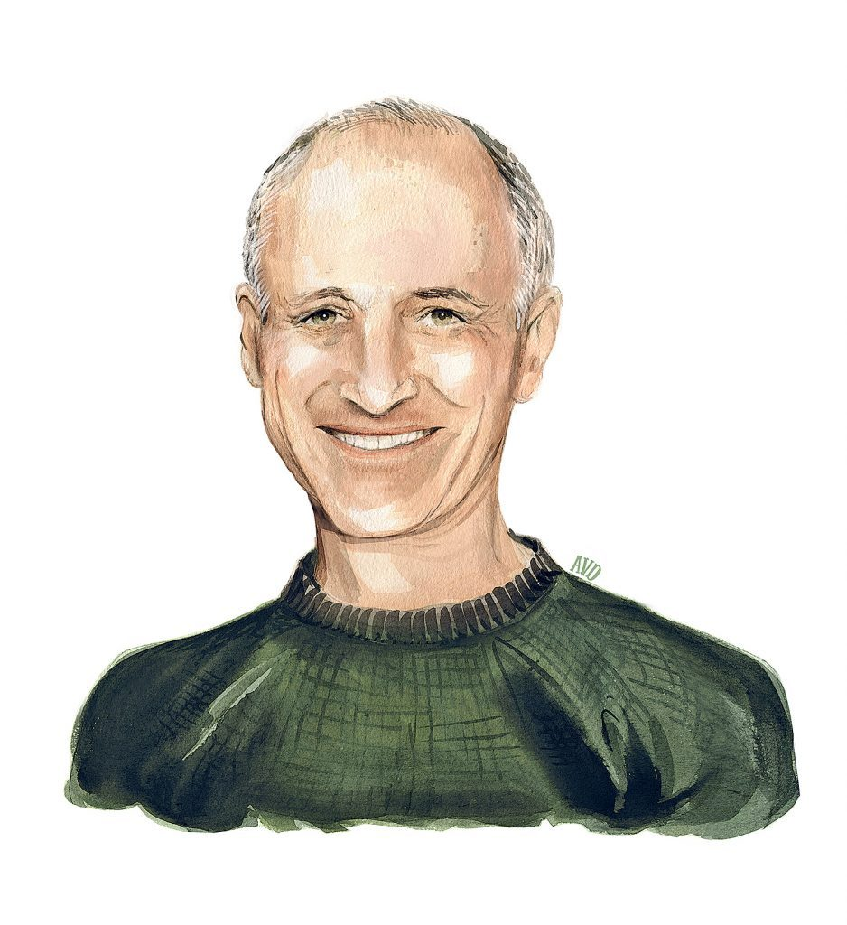 Une illustration de Colm Feore