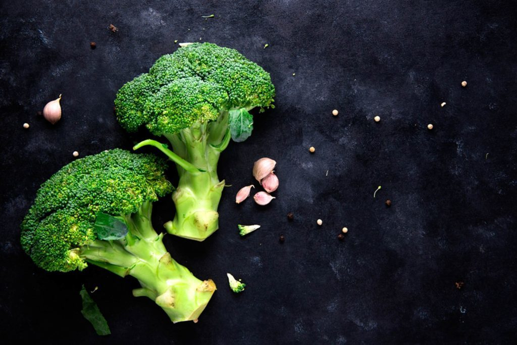 Le brocoli est superaliments.