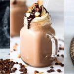 20 recettes de café glacé à essayer cet été
