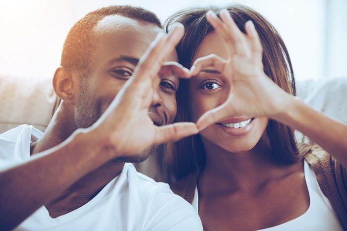 Un couple durable forme une bonne équipe