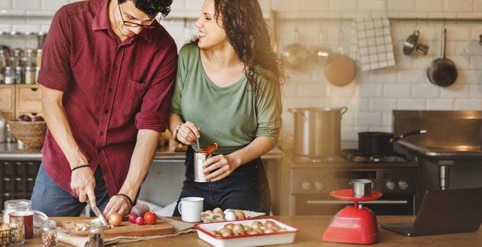 Pour un couple durable, vous séparez les tâches ménagères
