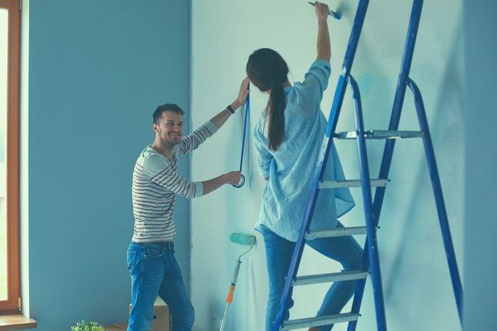 Survivre aux rénovations, signe d'un couple durable