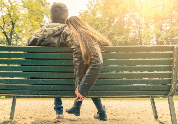 La tendresse pour un couple qui dure