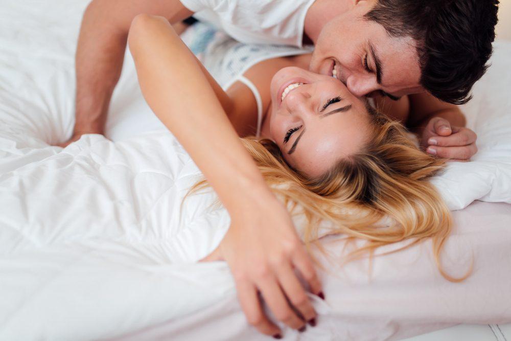 Un couple qui dure prend soin de sa vie sexuelle