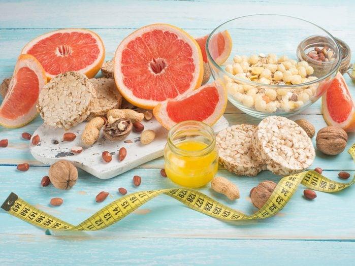 Faire attention à ce que l'on mange au déjeuner aide à perdre du poids.