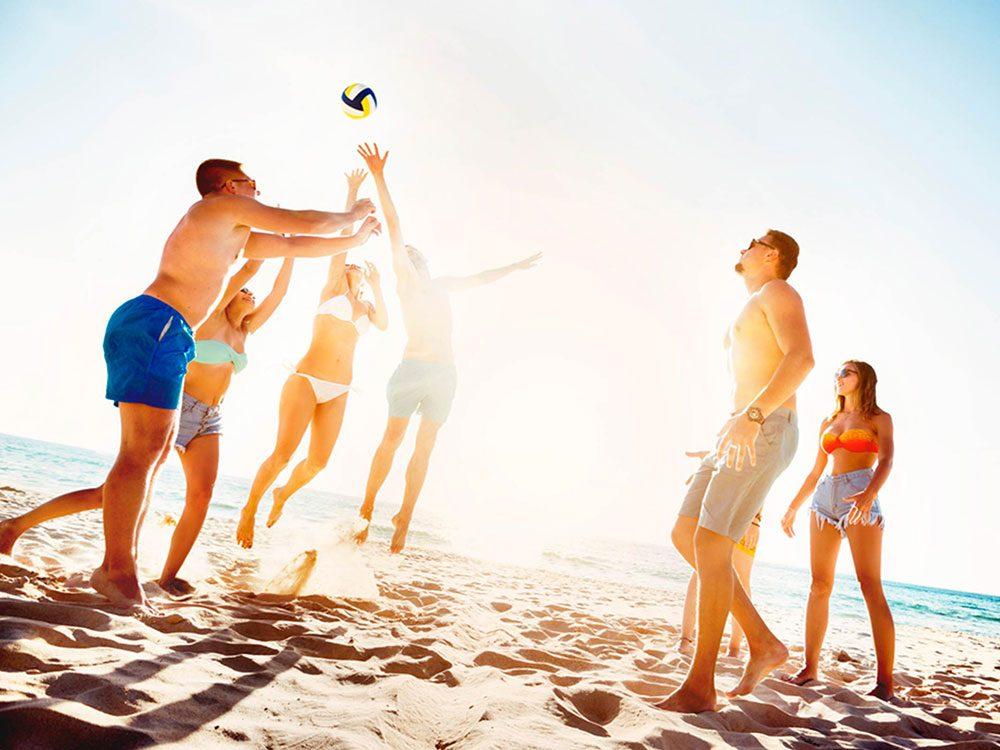Proposez une activité sportive pour votre fête!