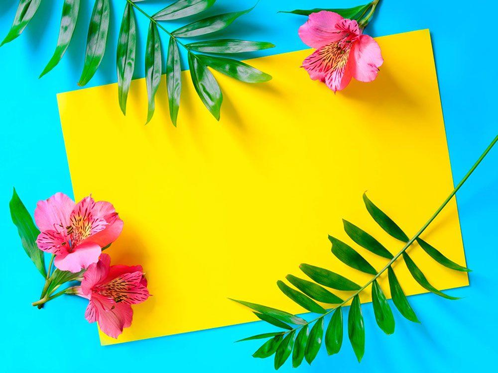 Fabriquez des invitations… invitantes pour votre fête.