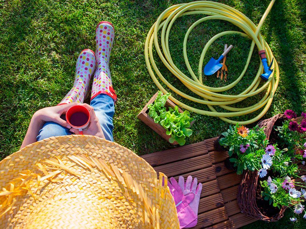 Rendez votre jardin accueillant pour votre fête cet été.