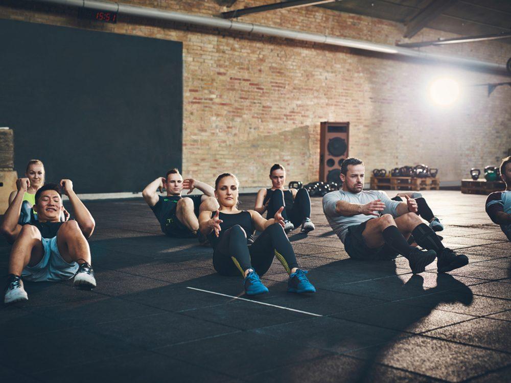 Des séances d'aérobie intenses aide à prévenir les maladies du coeur.