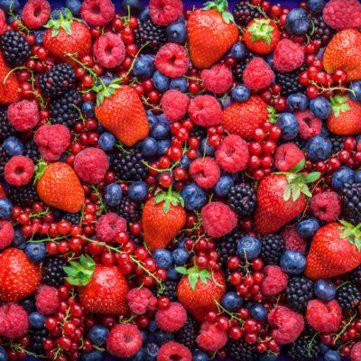 Les baies contiennent des antioxydants qui aident à prévenir les maladies du coeur.