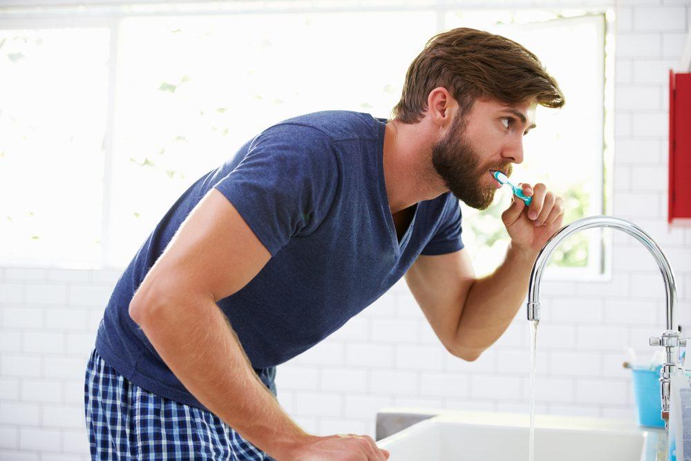 Une bonne hygiène buccale est importante pour la santé de votre coeur.