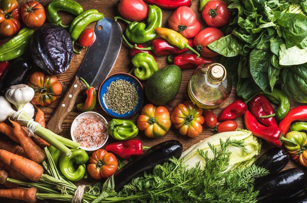 Le régime végétarien est bon pour le coeur.