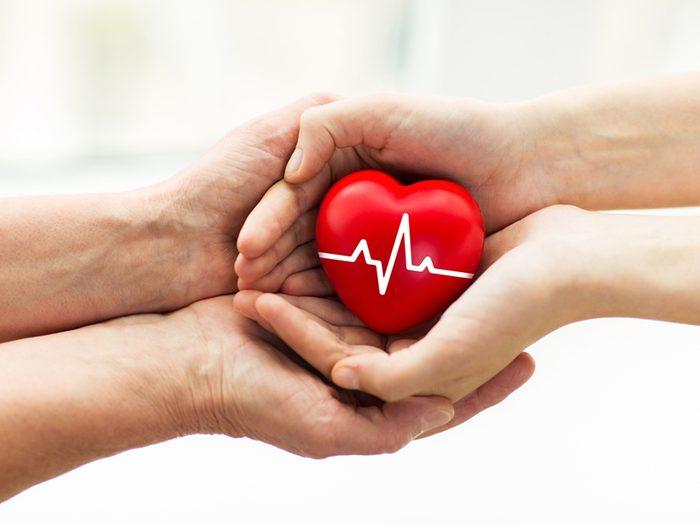 La vitamine K2 est essentielle à la santé cardiaque.