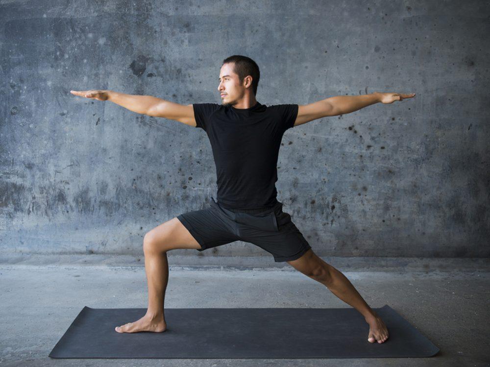 Pour préservez votre coeur, faites du yoga et détendez-vous.