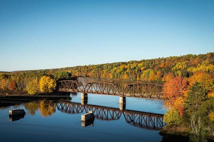 Un road trip canadien sur la route de la rivière Miramichi, au Nouveau-Brunswick