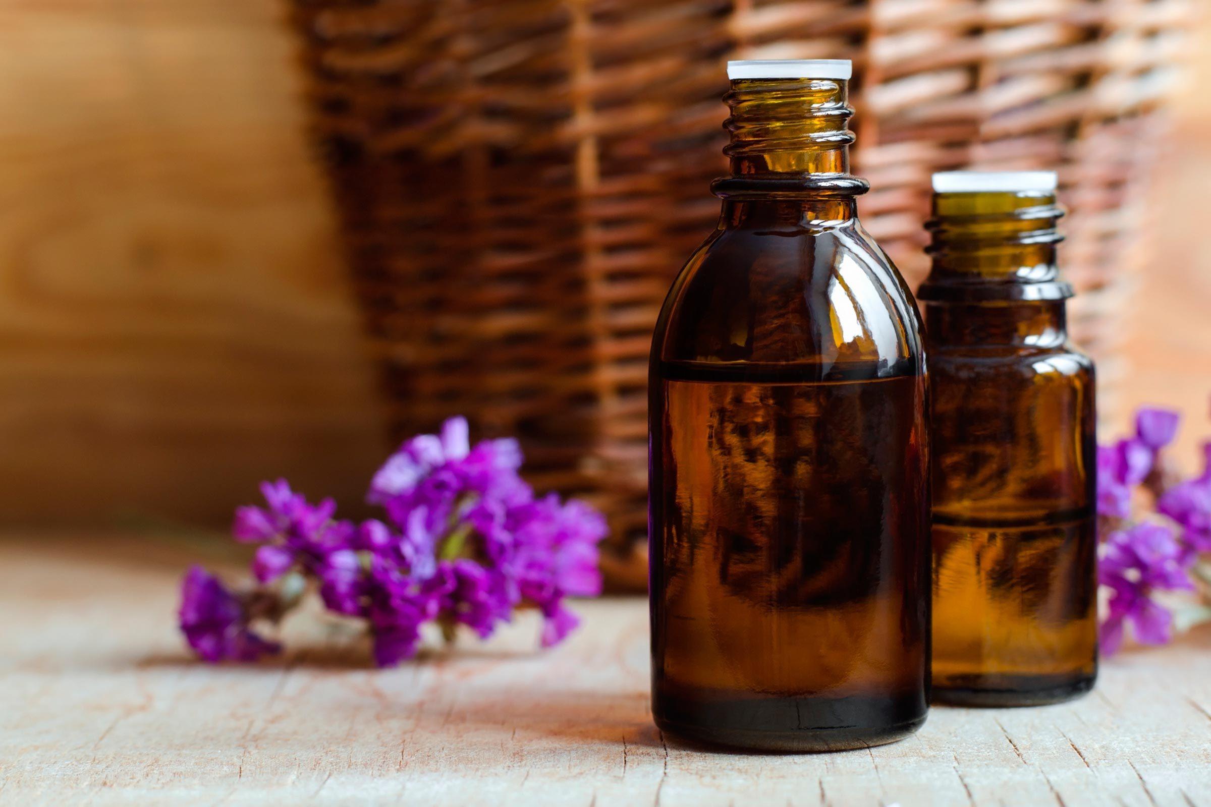 Les huiles essentielles ne donnent pas systématiquement des boutons