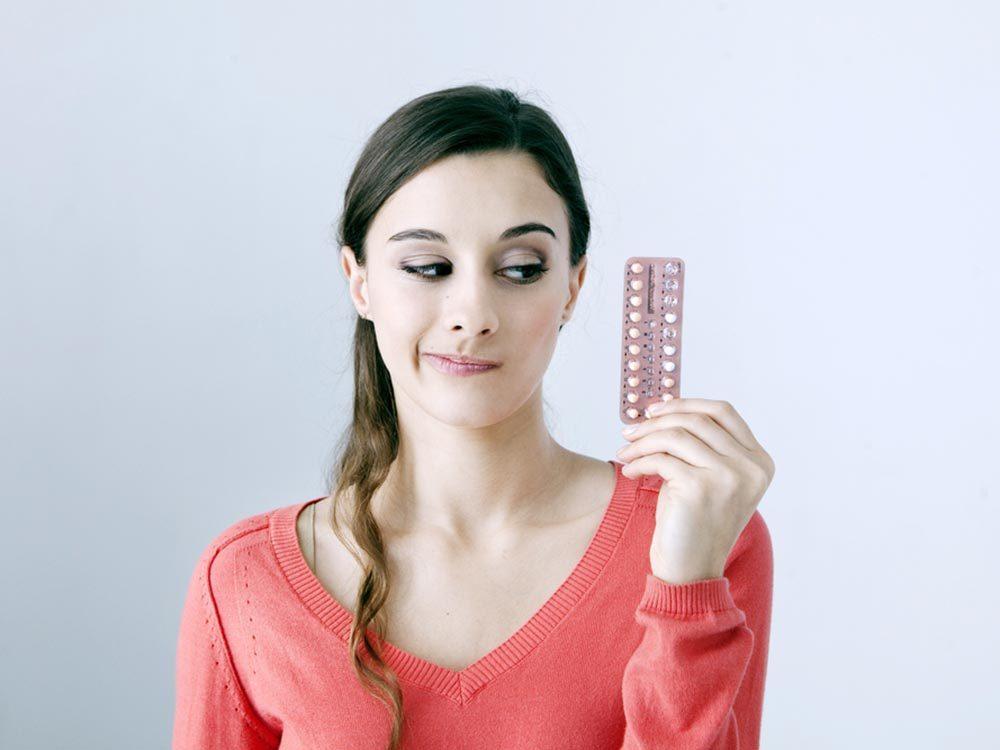 En cas d'oubli d'une pilule contraceptive, il existe des solutions.