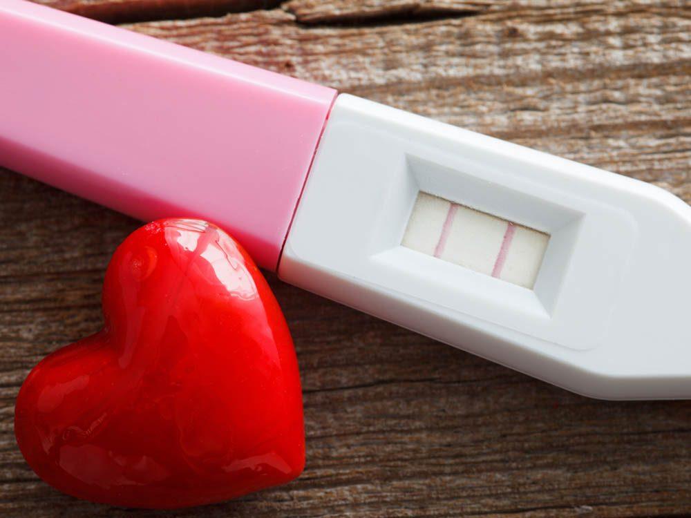 Si vous tombez enceinte en prenant la pilule contraceptive, allez consulter un médecin.