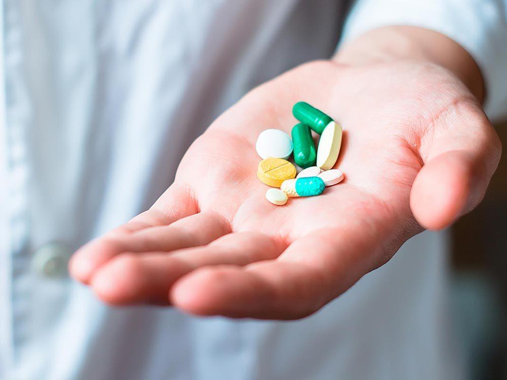 Procédure médicale: ne courez pas chez le médecin vous faire prescrire des antibiotiques, ce peut être une erreur.