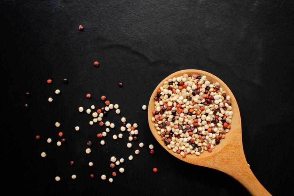 Le quinoa est un superaliment.