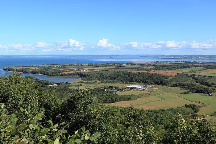 La route des vins de la vallée d'Annapolis, en Nouvelle-Écosse