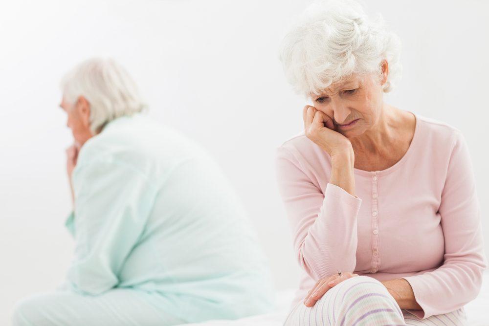 Un Italien de 99 ans a mis un terme à 70 ans de mariage après être tombé sur deux lettres d'amour que sa femme avait écrites à un amant dans les années 1940.