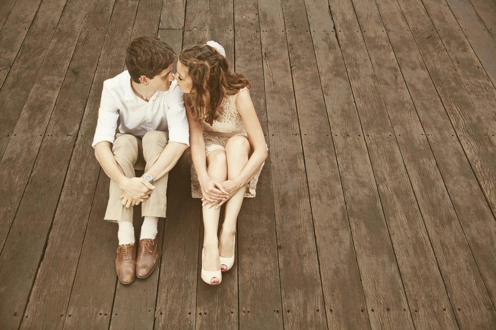 Quand les années s'ajoutent à votre compteur, vous remarquerez que votre relation est beaucoup plus simple.