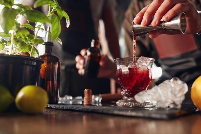 Essayer les cocktails de l'été.