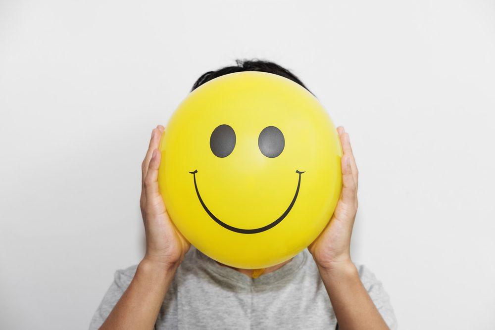 Faites-vous un tableau d'énergie positive.