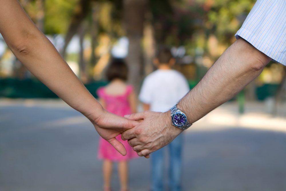 Être en couple, c'est partager les mêmes buts.