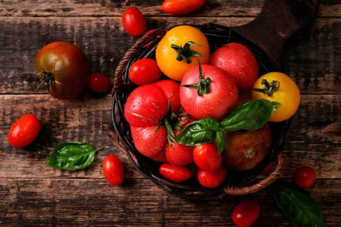 Superaliment: la tomate source de Vitamine A