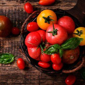Superaliment: la tomate source de Vitamine A