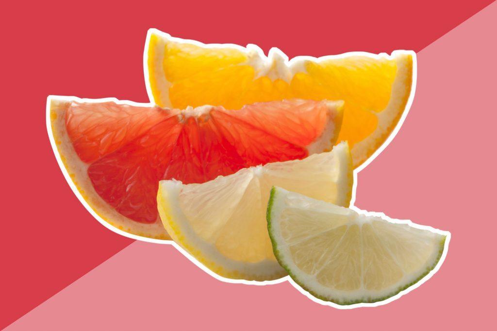 Les agrumes possèdent du limonène, un ingrédient puissant, qui est associé à 34% moins de risque de développer le cancer de la peau.