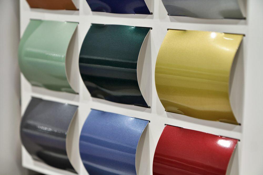 Un tas de choix de couleurs s'offrent à vous, en fonction du montant que vous souhaitez investir et du temps que vous êtes prêts à attendre.