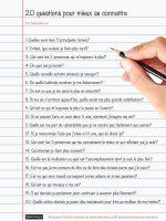 20 questions pour mieux se connaître