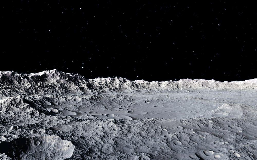 La Lune aurait 4,5 milliards d'années. Vous aurez besoin de beaucoup de bougies pour célébrer son anniversaire!