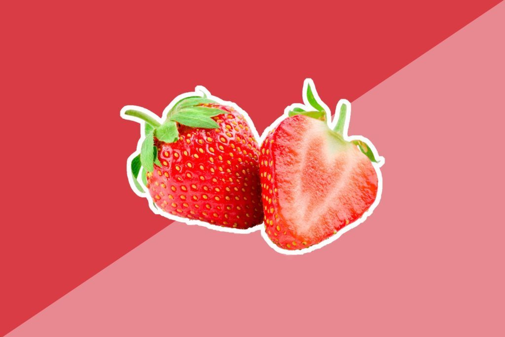 Les fraises contribuent à la protection contre les coups de soleil et contre les brûlures.