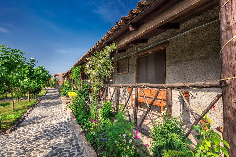 Malgré la petitesse de son territoire, la Géorgie regorge de cépages indigènes. La tradition vinicole datant de 8000 ans, on y pratique encore, à certains endroits, la fabrique de vin à l'ancienne.