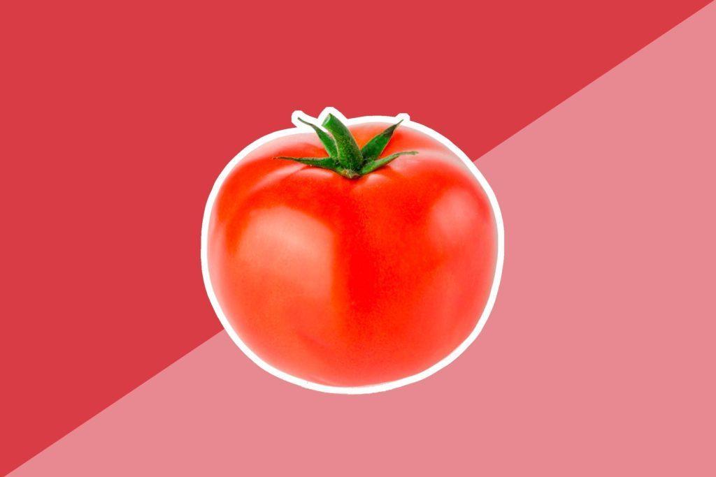 Le lycopène des tomates est censé garder votre peau jeune.