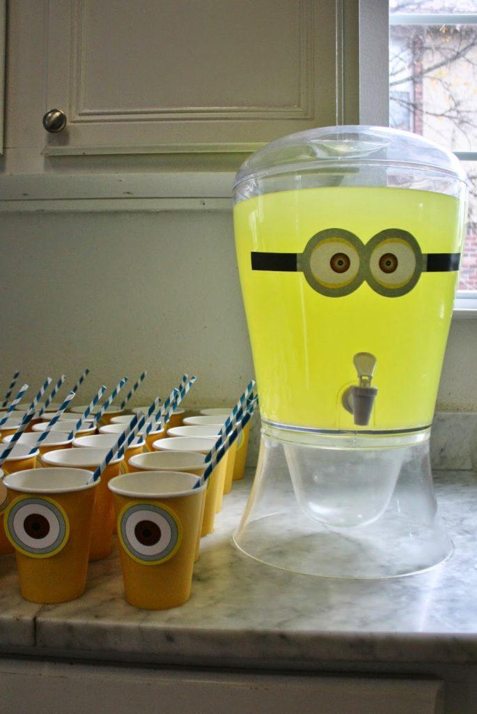 Limonade Minions