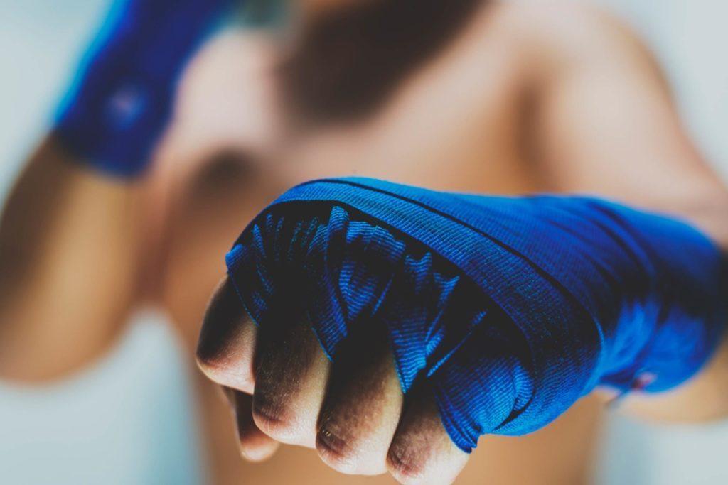 Les boxeurs peuvent évacuer leur agressivité à travers leur sports et sont des gens concentrés et compétitifs.