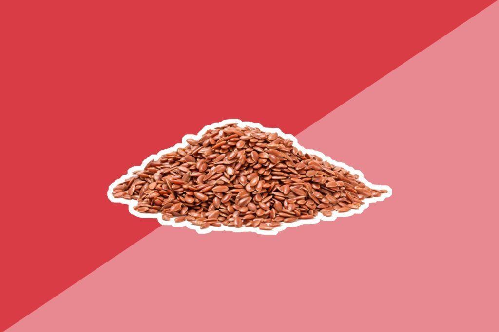 Les acides gras oméga-3 des graines de lin présentent de «super» bienfaits pour la santé, dont l'un est d'hydrater votre peau pour la garder jeune.