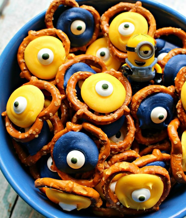 Bretzel version Minion