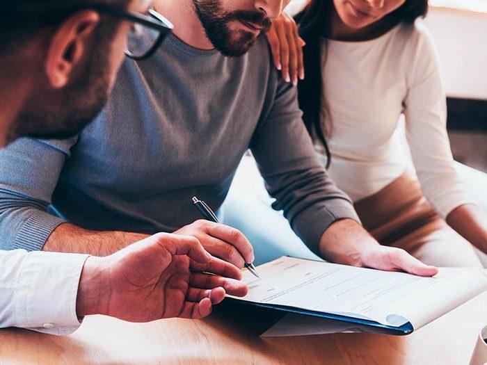 Pour vaincre l'anxiété sociale, demandez une aide professionnelle.