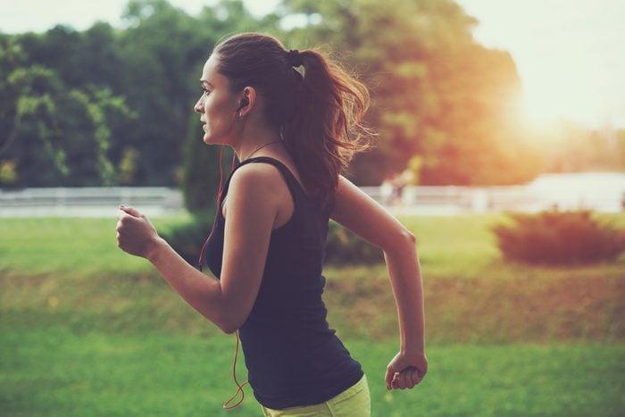 Bien-être: sortit courir le matin