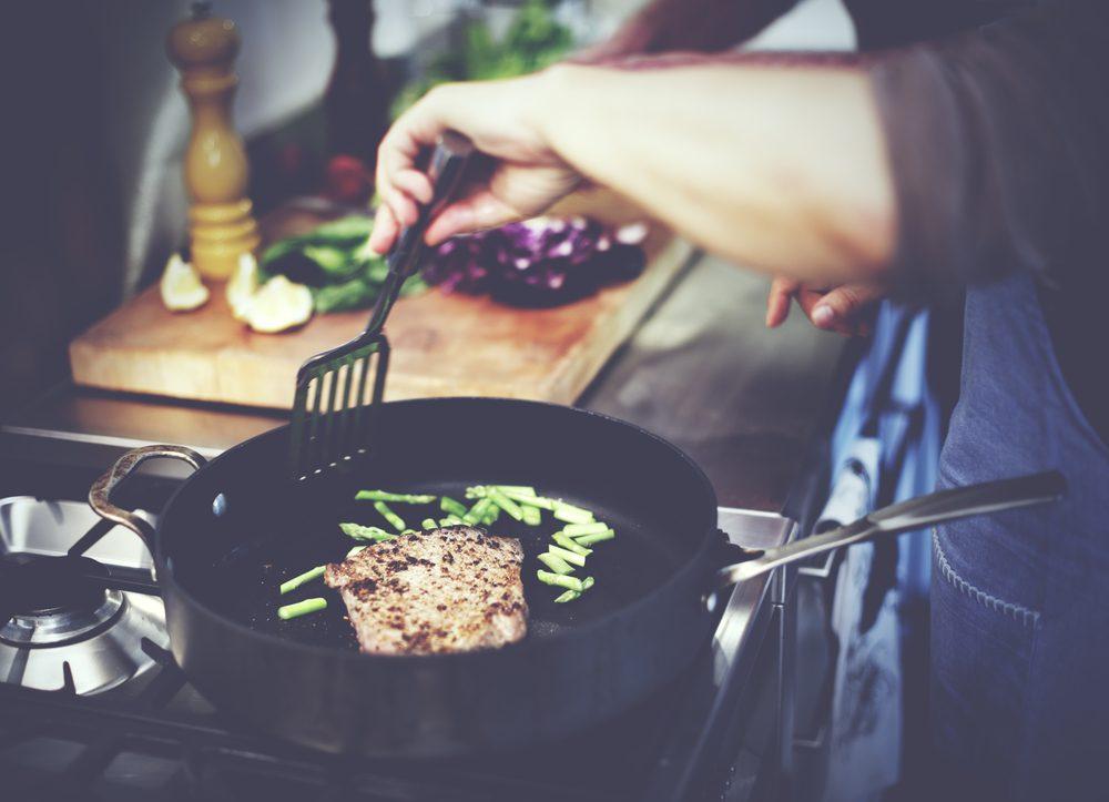 Bien-être: prendre le temps de cuisiner