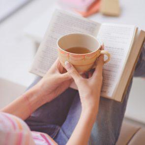Idée bien-être: lire un livre