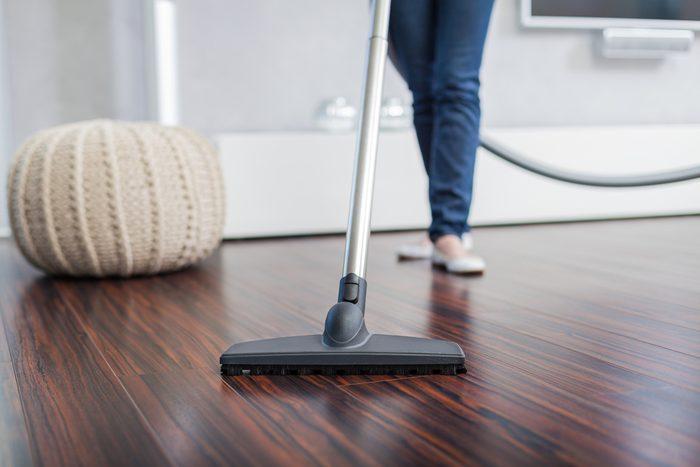 Idée bien-être: faire du ménage