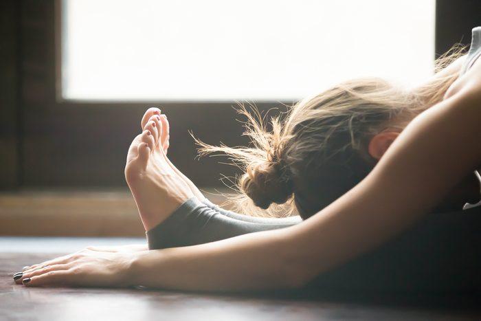 Idée bien-être: faire du yoga