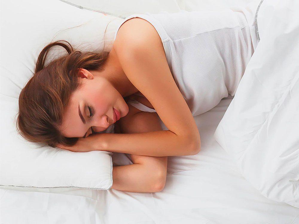 Combattre l'insomnie grâce à la respiration.